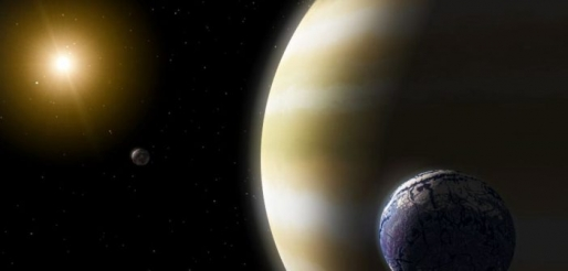 Castaway exoplanet moons behave like cosmic bumper cars